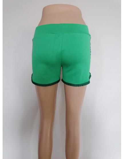 Kadın Yeşil Şort