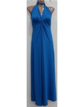 Mavi Bayan Elbise